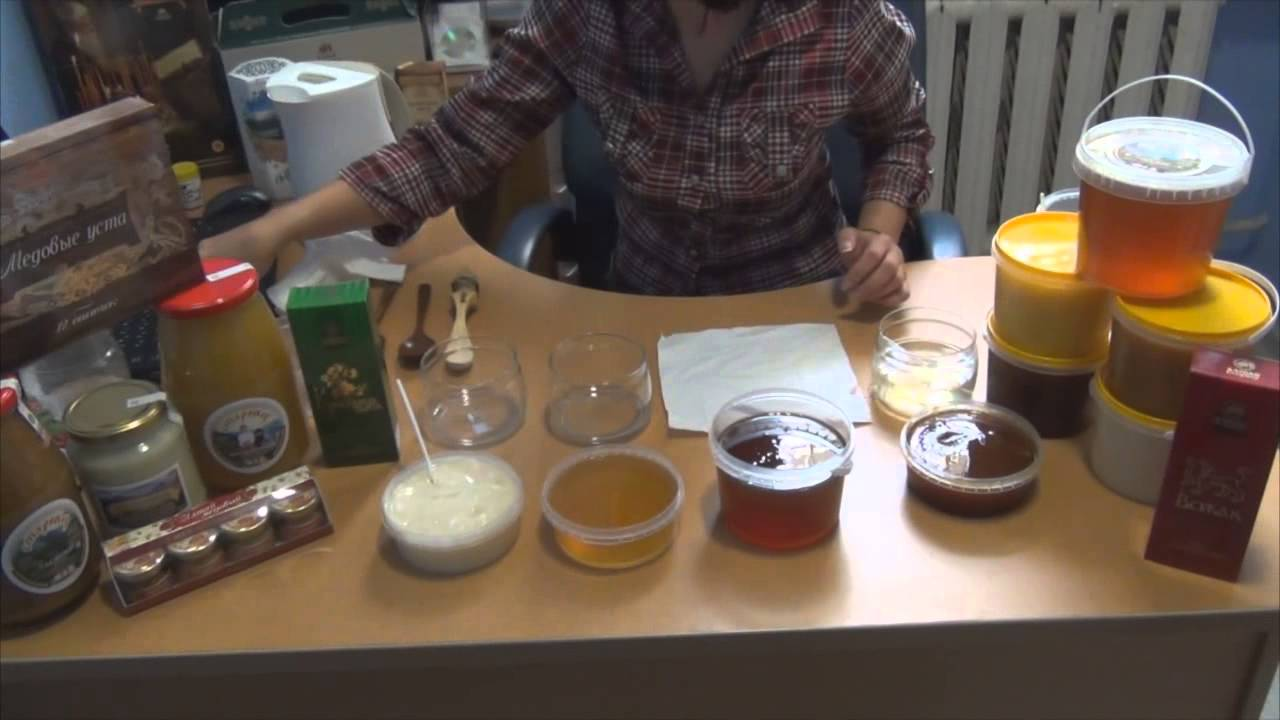 Другие методы проверки меда